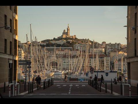 Vieux Port Marseille - A walk in Marseille