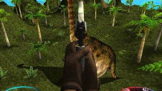 "Carnivores 2 - What Happens When You ""Kill"" a Brachiosaurus"