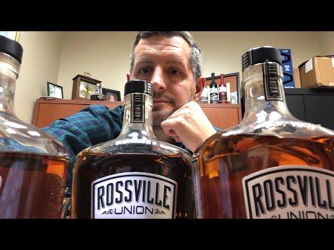 Rossville Union Rye Bourbon Expo Single Barrels