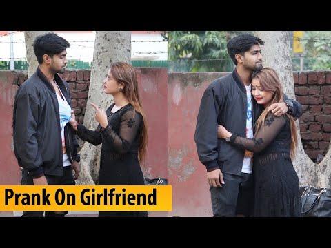 Prank On Girlfriend ( Gone Emotional ) Break - Up   Rishabh Pranks