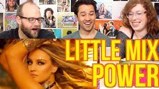 LITTLE MIX - POWER  - REACTION