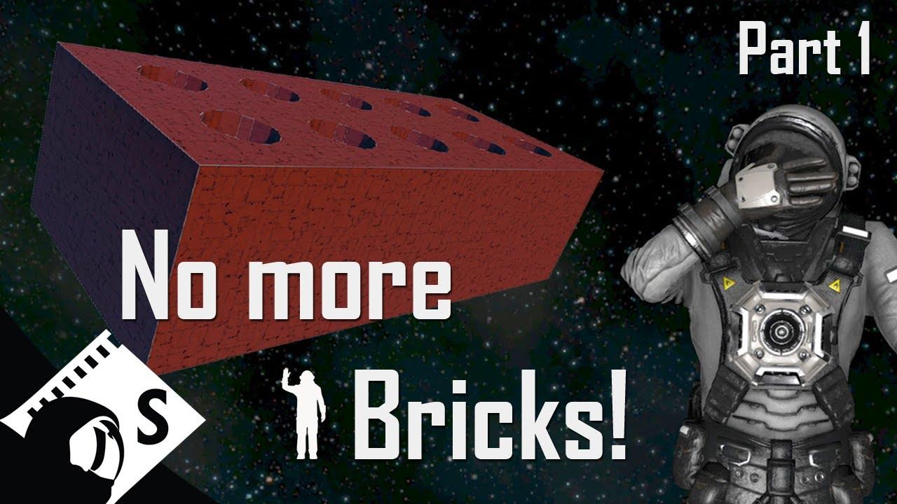 Space Engineers Tutorial Large Ship Design Part 1 Survival Design Tutorial Series Youtube