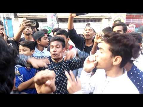 Free Style Bangla Rap in Love Road  2017
