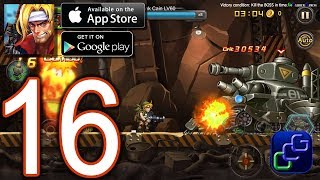 Metal Slug XX Online Android iOS Walkthrough - Part 16 - Arena, Duel, Ch3 HELL, Ch12-Ch13 Story