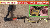 How to remove and replace seat belt pretensioner demonstrated on 325 asfbconference2016 Gallery
