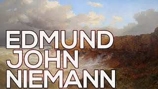 Edmund John Niemann: A collection of 101 paintings (HD)