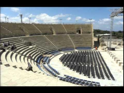 007 Excavating the Bible- Caesarea, Israel