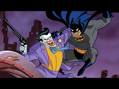 Why Batman The Animated Series Holds Up After 25 Years - Up At Noon Live!