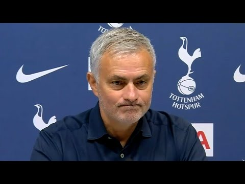 Tottenham 2-1 Brighton - Jose Mourinho - Post Match Press Conference