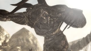 Fallout 4 - Brief LEGENDARY DEATHCLAW Sighting