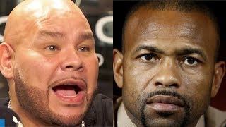 Fat Joe Tells A Story About STOPPING Roy Jones From KNOCKING Him OUT!! | Throwback