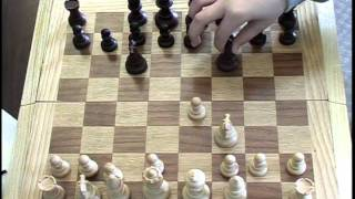 Real chess: Checkmate in 5 Moves