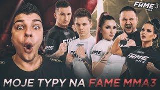 OBSTAWIANIE WALK FAME MMA 3 l MOJE TYPY