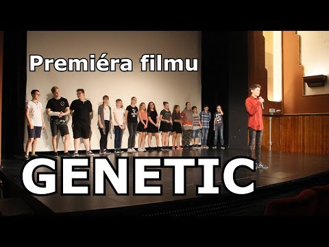Premiéra filmu GENETIC v kině | Team Z