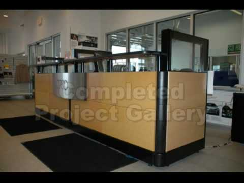 Roberts Office Furniture Concepts-Manufacturing & Showroom
