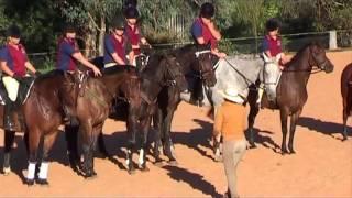 The SCOTS PGC College, Equestrian