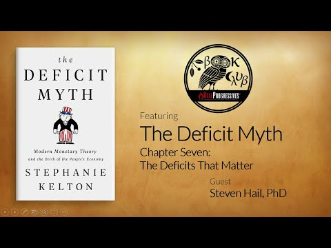 RP Book Club - The Deficit Myth: Ch. 7 The Deficits That Matter