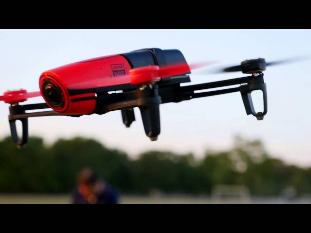 Commander drone video et avis ar drone 2.0
