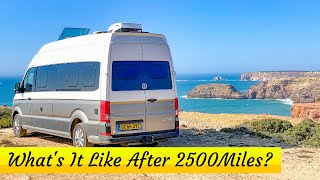VW Grand California 680 - **FULL 2500 MILE REVIEW**