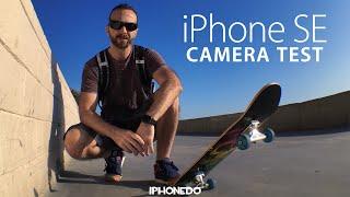 iPhone SE — Camera Test [4K]