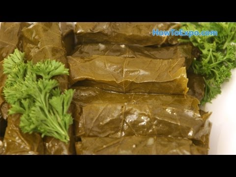Best Stuffed Grape Leaves Recipe (Stuffed Grapes)