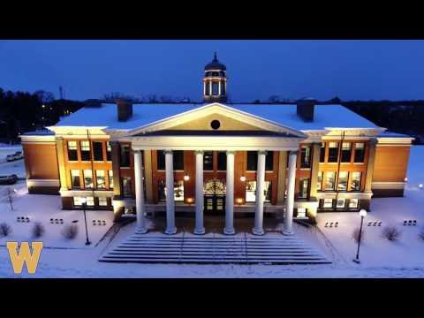 Western Michigan University Winter Campus Tour