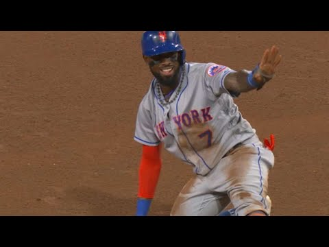 Jose Reyes notches his 500th career steal