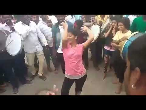 Tamil Girls Marana Kuthu Dance | Folk Dance | Street Dance | SP Channel