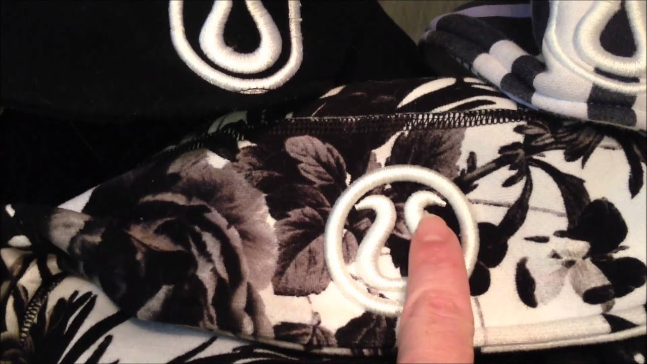 dffc9e3e0 How to tell is lululemon scuba is fake or real...in detail!! (Authentic)