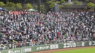 9/4 北海道日本ハムファイターズ 大島康徳  応援歌