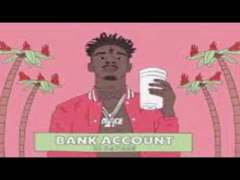 21 Savage Bank Account Clean Edit