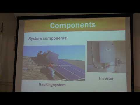 Solar presentation by Solar United Neighbors
