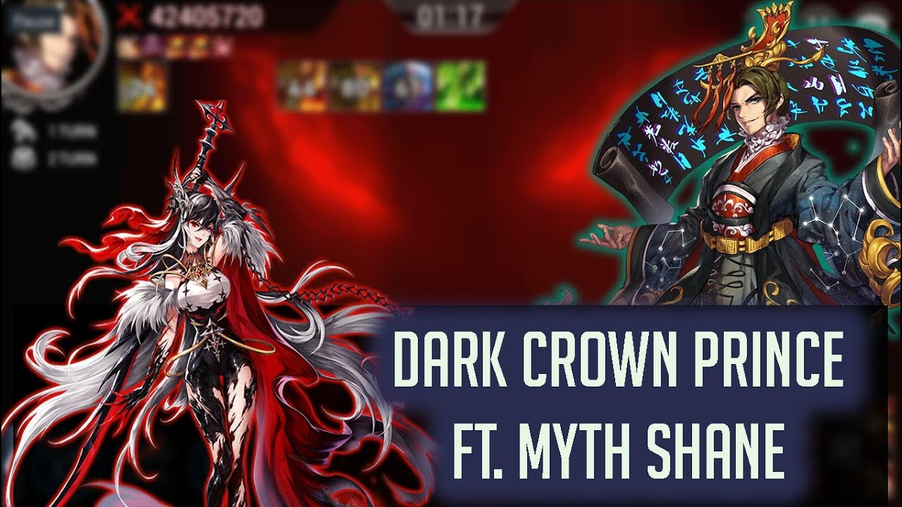 Скачать Seven Knights: Dark Crown Prince ft  MYTH SHANE - смотреть онлайн -  Видео