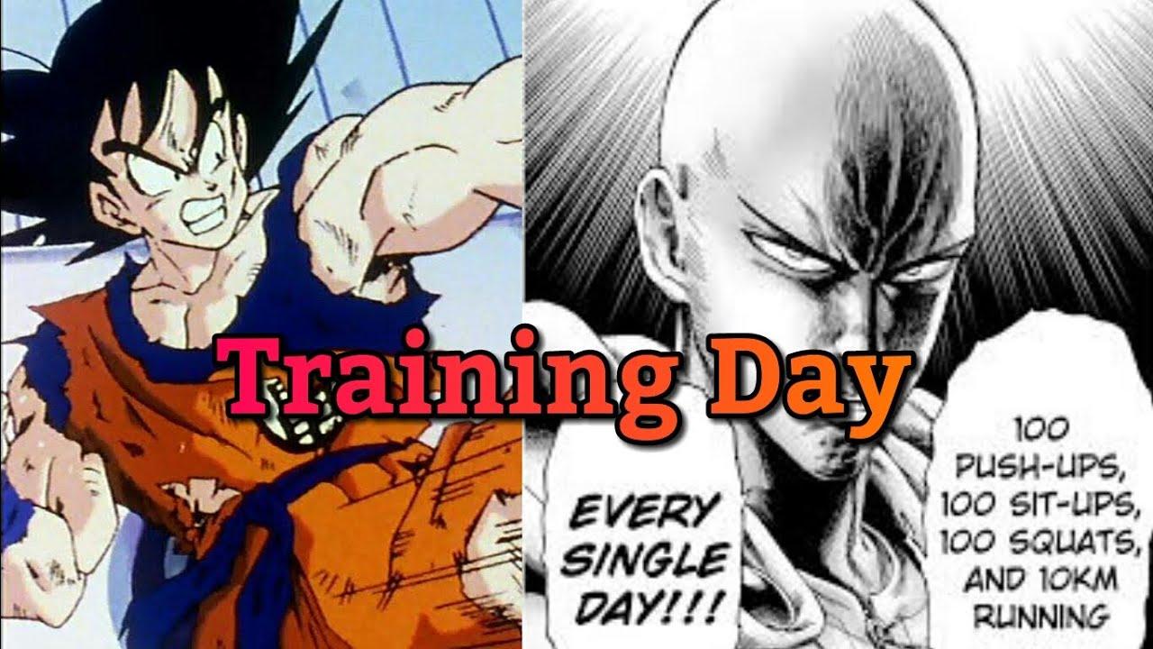 Saitama Training Manga - IM GOING TO GIVE MY TEAM THAT GOKU TRAINING OR THAT ...