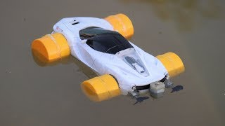 How to make a Car Boat Toy