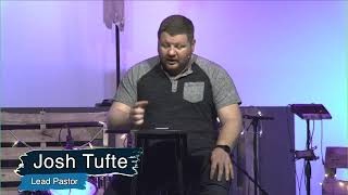 Josh Tufte- Livestream Bible Study on James 5.