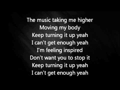 Becky G - Can't Get Enough lyrics