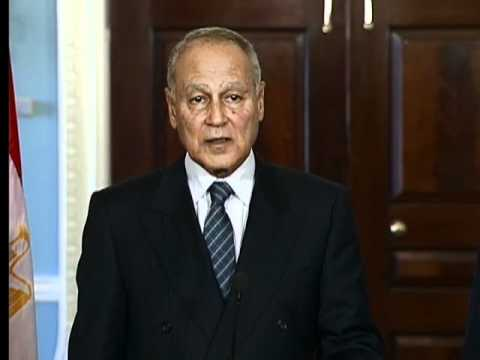 Secretary Clinton Meets With Egyptian Foreign Minister Gheit