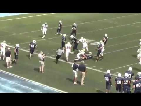 Joe DeNucci, Jr. Xaverian Brothers High School Football 2012-2013