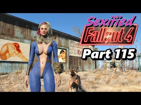 Sexified Fallout 4 - Part 115 (Nasty Vault Meat) - YouTube