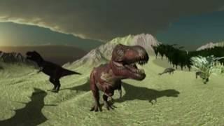 dinosaurs 360 video