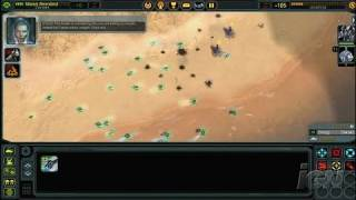 Supreme Commander PC Games Video - Naval Bombardment
