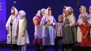 Концерт Салют Победы-70  Параньга РМЭ
