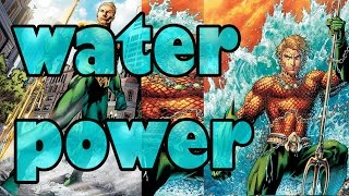 dcuo water power inspired