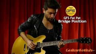 GFS Pickups: Fat Pat Humbuckers