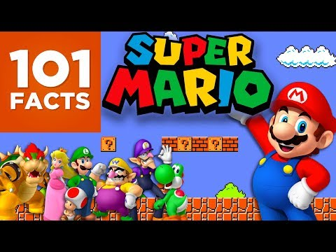 101 Facts About Super Mario