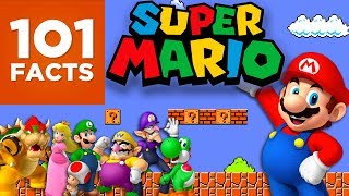 101 Facts About Super Mario streaming