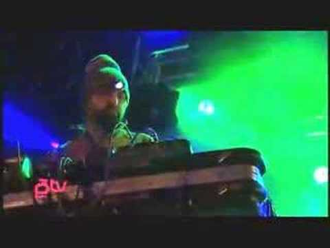 Animal Collective - Fancy interlude (Live @ Hove Festival 2008)
