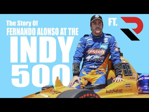 Fernando Alonso at the Indy 500   The full story Ft. RacingNationTV
