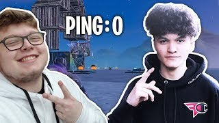 *FULL VODS* Ghost Aydan vs FaZe Jarvis with 0 PING in 1v1 Creative! (Xbox vs Ps4)
